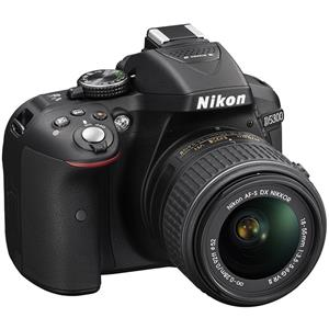 NIKON D5300 kit 18-55 VR II Digital Camera